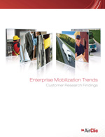 Enterprise Mobilization Trends: Customer Research Findings
