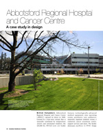 Abbotsford Regional Hospital & Cancer Centre: A Case Study in Design
